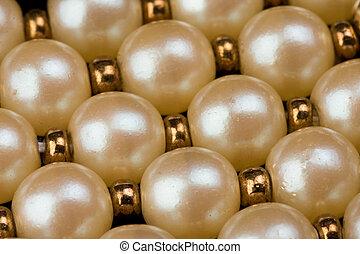 pärla halsband