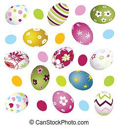påsk, ägg