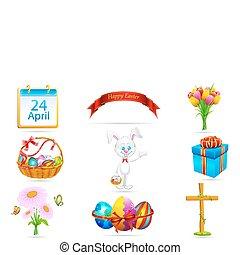 påsk, ikon