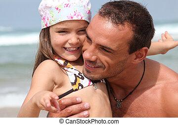 père, fille