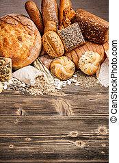pékség, termékek
