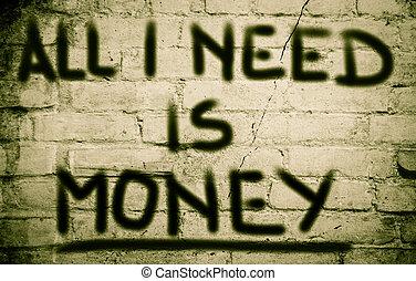 pénz, fogalom
