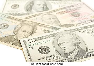 pénz, háttér
