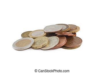 pénz, közül, a, különböző, országok