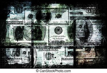 pénz, koszos