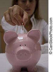 pénz, megmentés