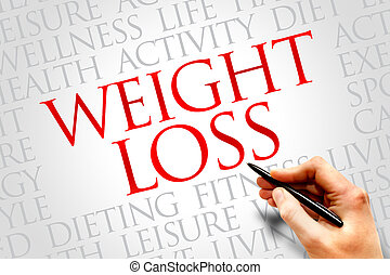 pérdida, peso