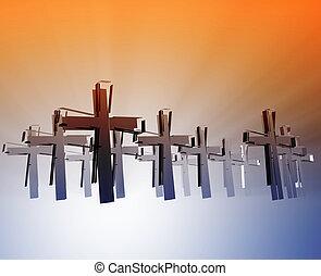 pérdida, religión, fe