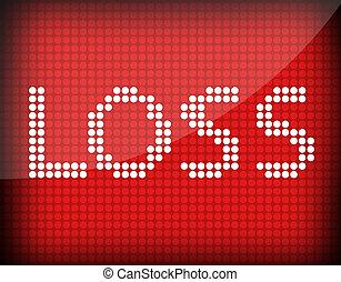 pérdida