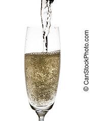 pétillant, champagne.