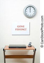 pêche allée