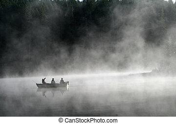 pêche lac