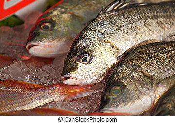 pêchez vente