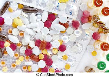 píldoras