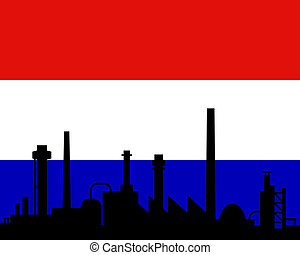 píle, nizozemsko znamení