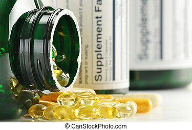 pílulas, droga