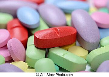 pílulas