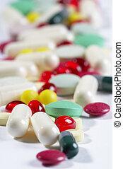 pílulas vitamina