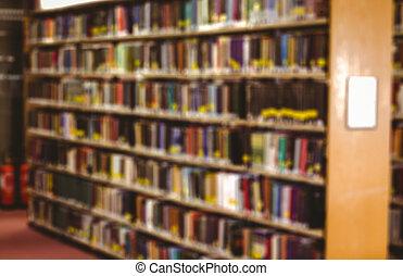 półka na książki, zatkać się