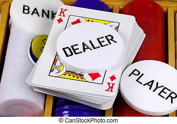 pôquer, jogo