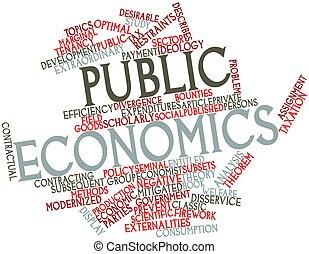 público, economia