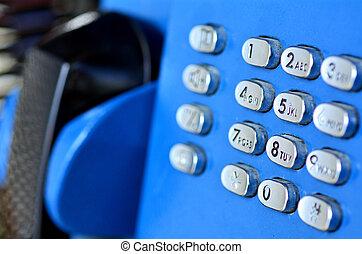 público, teléfono paga