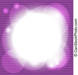 púrpura, decorativo, rayado, backgroun