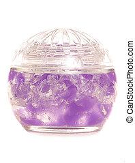 púrpura, freshener, aire
