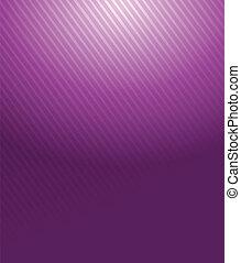 púrpura, gradiente, líneas, patrón, ilustración