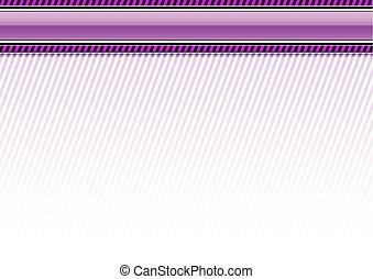 púrpura, página