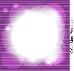 púrpura, rayado, decorativo, backgroun
