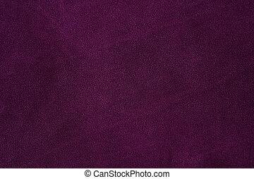 púrpura, terciopelo, tela