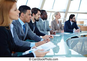 přednáška, povolání
