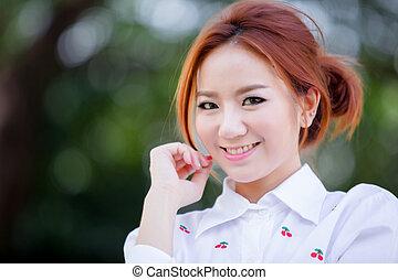překrásný, asijský sluka