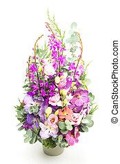 překrásný, kytice k květovat