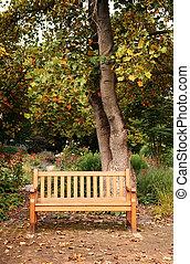 překrásný, lavice
