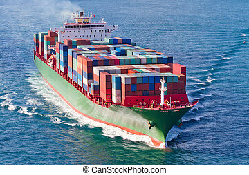 přepravní skříň loďstvo