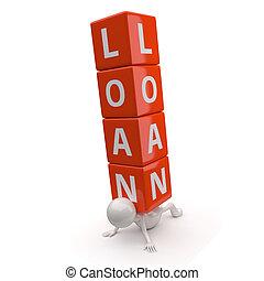 půjčování, 3, vzkaz, národ