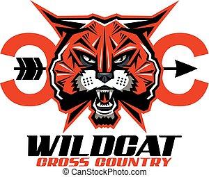 país, cruz, wildcat