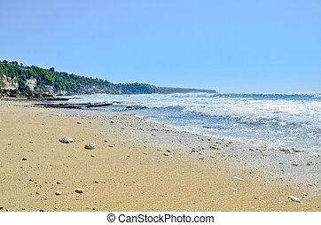 país de los sueños, playa, bali