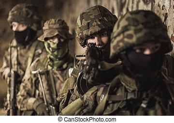 país, defensa