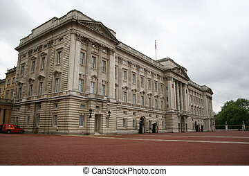 pałac buckinghama, londyn