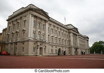 pałac, londyn, buckingham