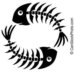 paar, fishbones