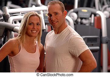 paar, fitness