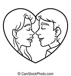 paar, love.