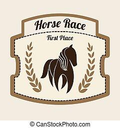 paardrijden, paarde, ontwerp