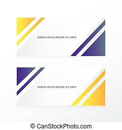 paarse , abstract, spandoek, gele