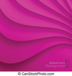 paarse , achtergrond., golvend