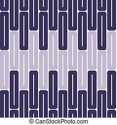 paarse , model, abstract, rechthoeken, seamless
